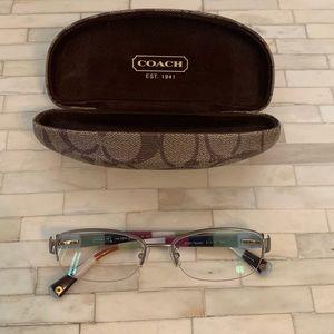 Coach HC 5004 Bettie Taupe/Tortoise Eyeglasses
